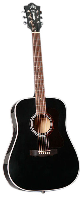 D40 Richie Havens Signature - Black