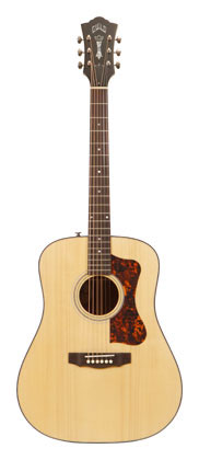 Guild D-40 Bluegrass Jubilee Natural