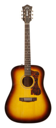Guild D-40 Bluegrass Jubilee Antique Burst