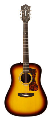 Guild D-50 Bluegrass Special Antique Burst