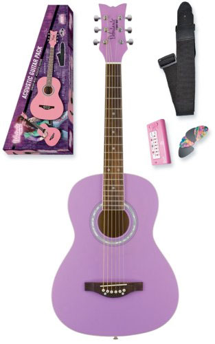 Debutante Jr. Miss Acoustic Starter Pack - Popsicle Purple