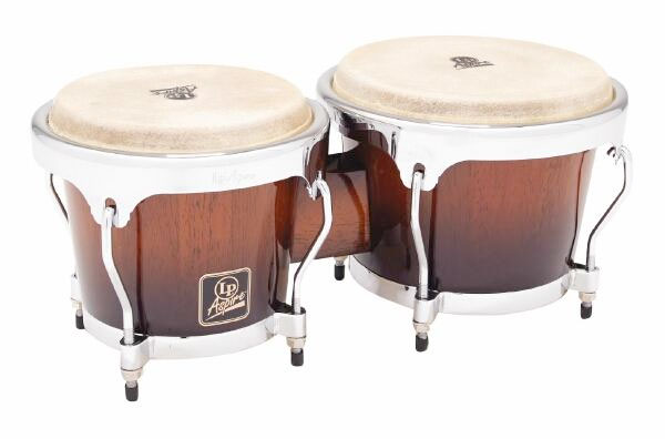 LPA601-AFC Aspire Oak Bongos - Antique Fade