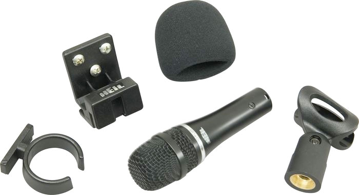 Heil Sound Handi Mic Pro Plus W/ Accessories