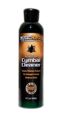 Acid Free Cymbal Cleaner - 8 oz.