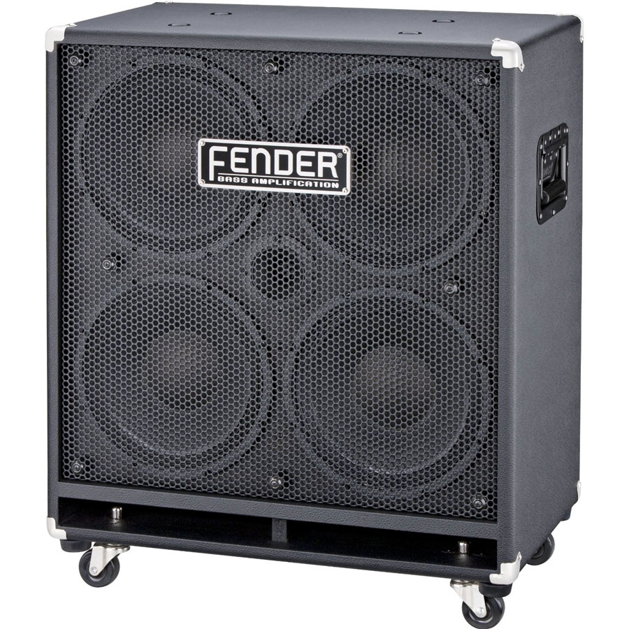 Fender Rumble™ 410 Cabinet Angled View