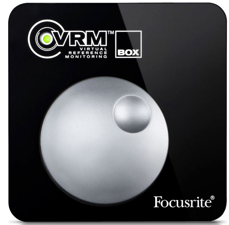 Focusrite VRM Box Top View