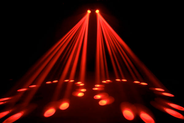 Chauvet DJ J-Six View 7