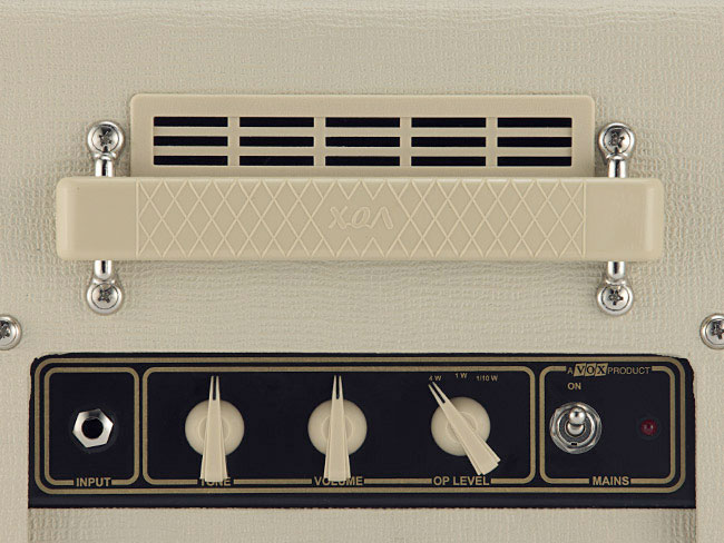Vox AC4TV Mini Top View