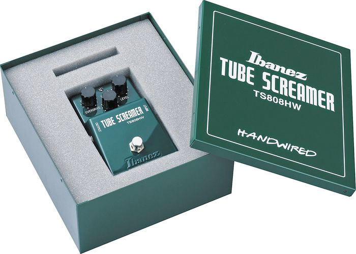 Ibanez TS808HW Tube Screamer In Box