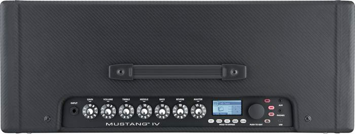 Fender Mustang IVControls
