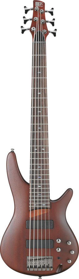SR506 - Brown Mahogany Blemished