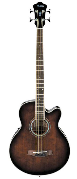 AEB10E - Dark Violin Sunburst Blemished