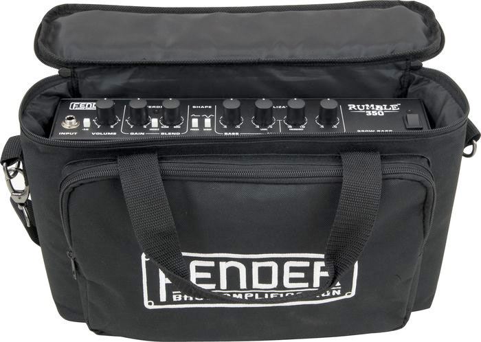 Fender Rumble 350 Head In Bag