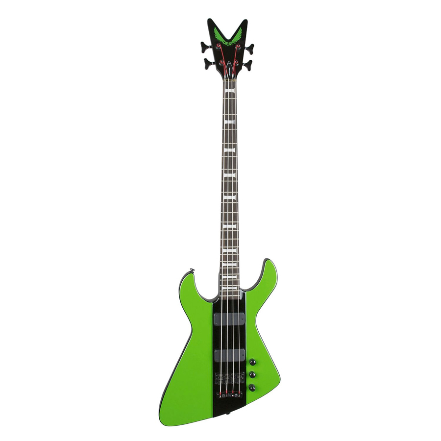 Limited Edition Demonator - Green/Black with Case