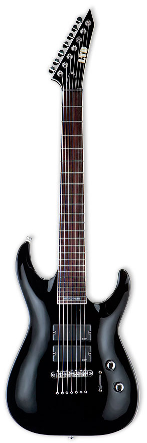 SC-207 Stephen Carpenter Signature - Black