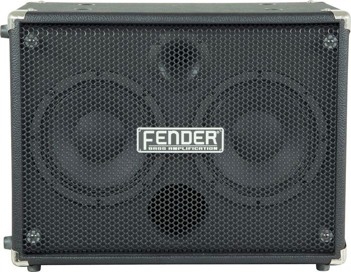 Fender Rumble™ 2X8 Cabinet Front View