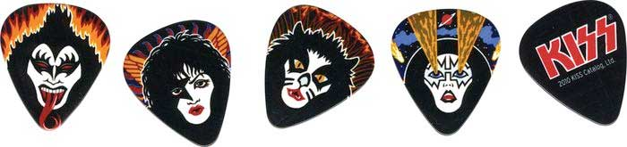 Planet Waves Kiss Rock & Roll Over - Medium View 2