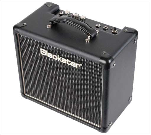Blackstar HT-1 Open Box Angled View