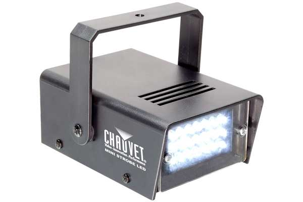 Chauvet DJ Mini Strobe™ LED Right Side