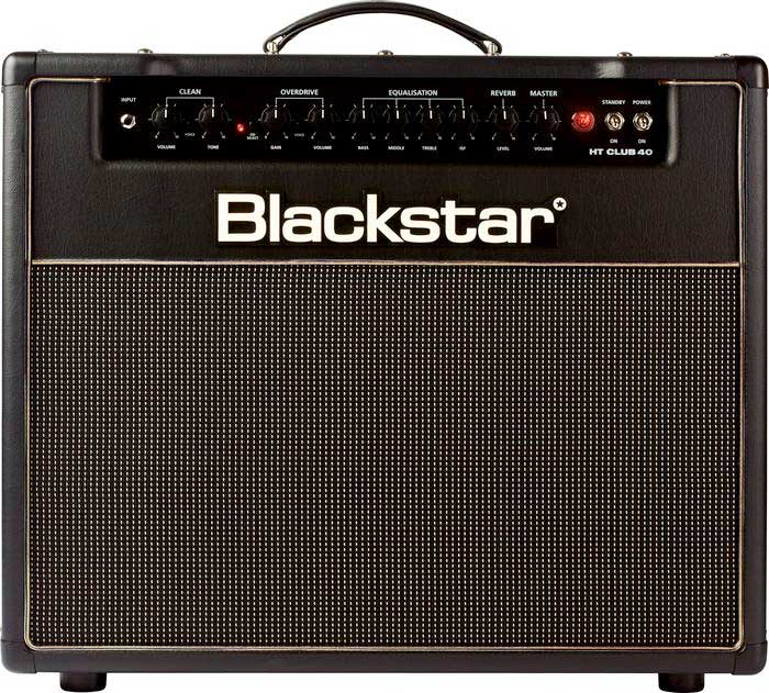 Blackstar HT Club 40 Front View