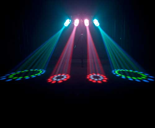Chauvet DJ 4PLAY CL View 4