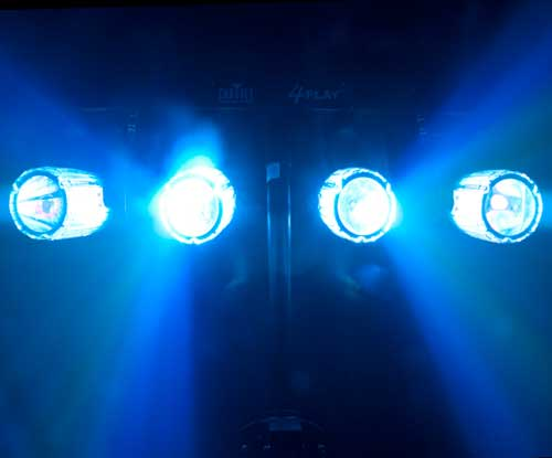 Chauvet DJ 4PLAY CL View 5