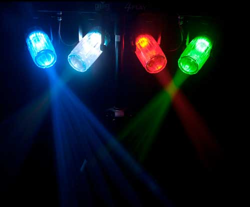 Chauvet DJ 4PLAY CL View 2