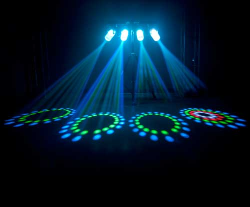 Chauvet DJ 4PLAY CL View 3