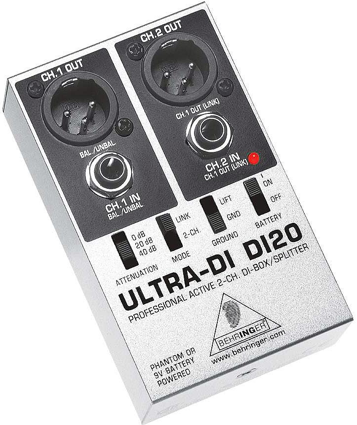 ULTRA-DI DI20