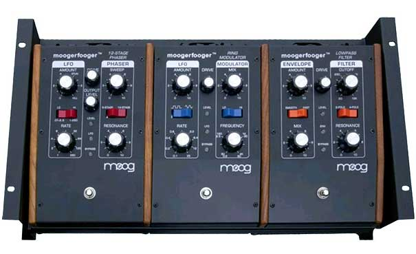 Moog All IN ONE 1 In Rack