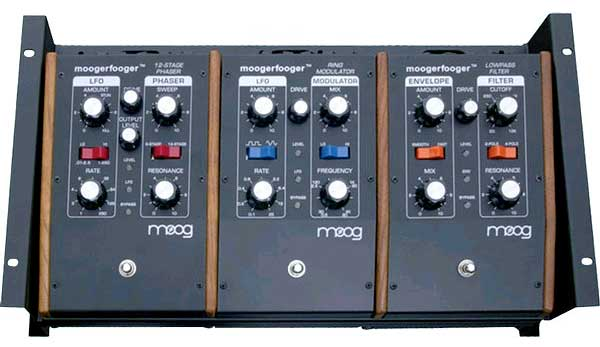 Moog All IN ONE 2 In Rack