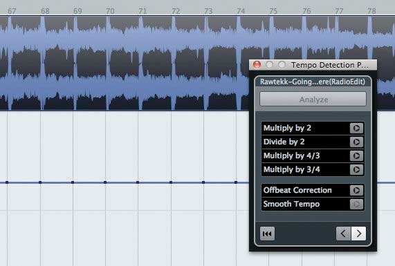 Steinberg Cubase 6 Professional Temp Detection
