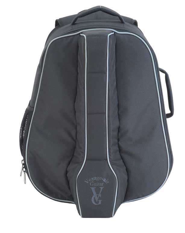 Voyage-Air Guitars VAD-04 Songwriter - Left Handed Back of Gigbag