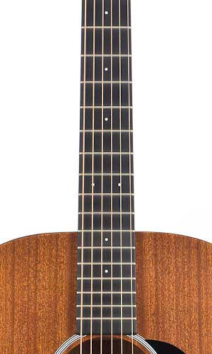 Martin DRS1 Road Series Neck Detail
