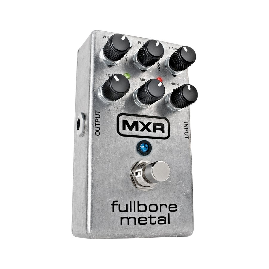MXR Fullbore Metal M116  Angled View
