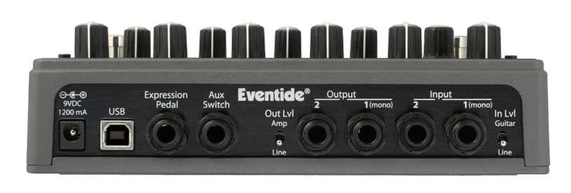 Eventide Space Rear View