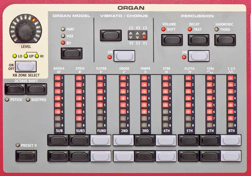 Nord NS2 Stage 2 HA 88-Key Organ