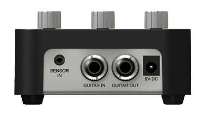 Source Audio Soundblox Guitar Envelope Filter Rear View