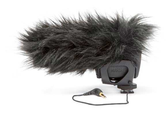 Rode VideoMic Pro Dead Cat On
