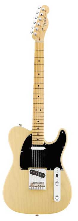 60th Anniversary Telecaster® - Blackguard Blonde