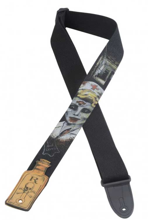 Levys MC8PZ Zombie Straps Zombie Girlfriend