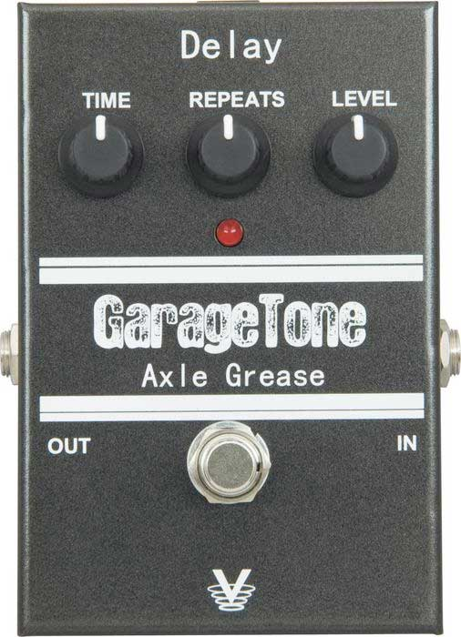 GarageTone Series Axle Grease Delay