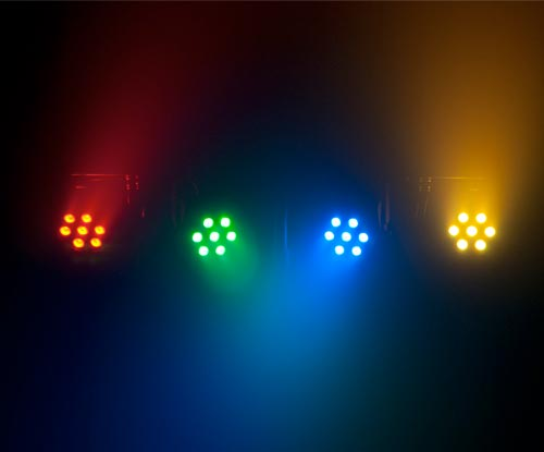 Chauvet 4BAR Tri Sample View 1