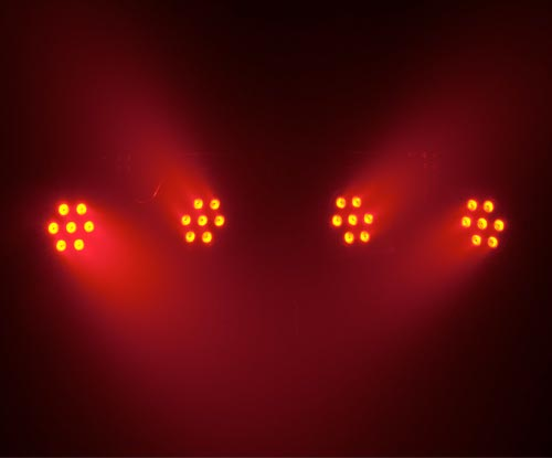 Chauvet 4BAR Tri Sample View 3