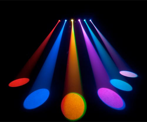 Chauvet DJ 6SPOT Sample View 2