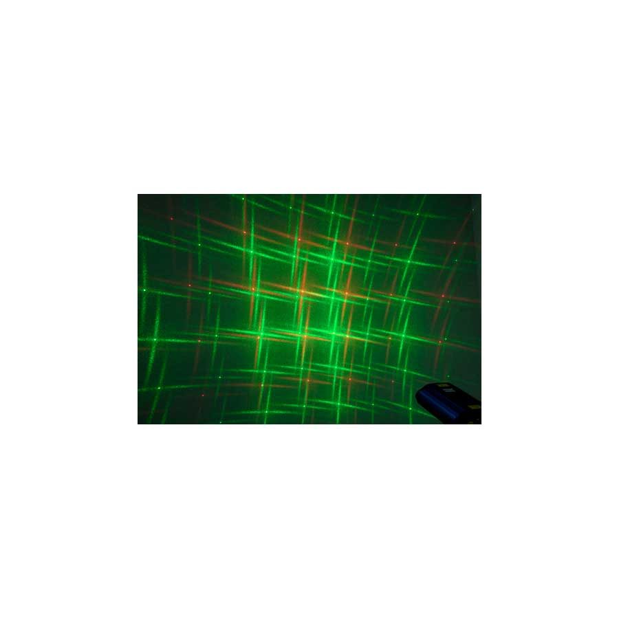 Chauvet DJ MiN Laser FX 2.0Sample 1