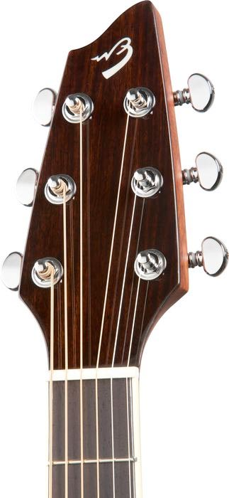 Breedlove Atlas Stage Series D25/SRe Headstock