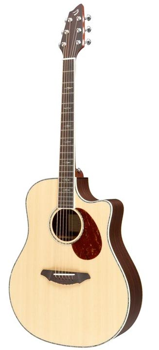 Breedlove Atlas Stage Series D25/SRe Angled View
