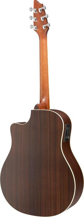 Breedlove Atlas Stage Series D25/SRe Rear View