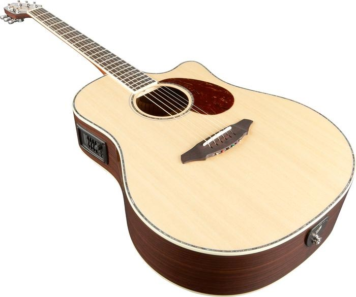 Breedlove Atlas Stage Series D25/SRe Bottom Angle
